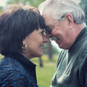 Anova Cancer Care patient Gary and his wife
